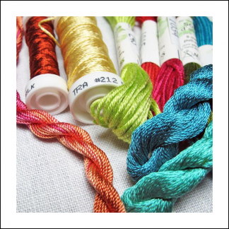 Threads and Fibres